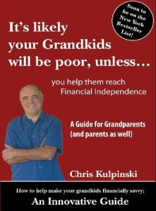 Chris Kulpinski Its Likely Your Grandkids will be poor unless