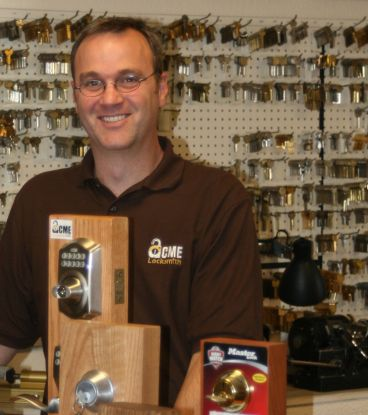Robert Vallelunga of ACME Locksmiths
