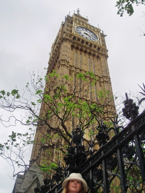 Char in London